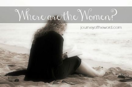 Where are the women?  a Feature post on The Cozy Reading Spot on Reading List